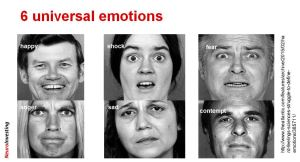 universal emotions